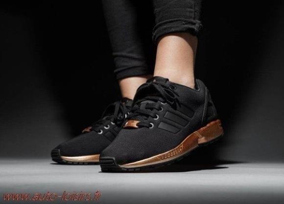 adidas zx flux femme gold 1e6500e72d9b
