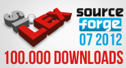 Silex 100.000 downloads