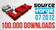 Silex 100.000 downloads